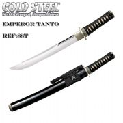Emperor O Tanto With Black High Gloss Scabbard (Saya)